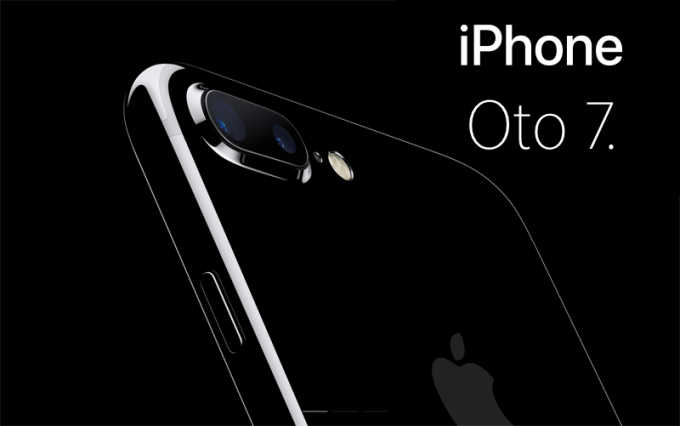 iPhone 7 Apple (onyx)
