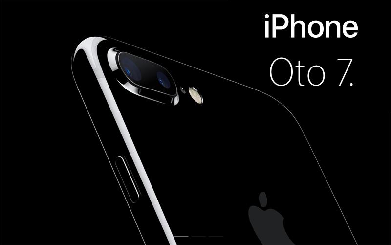 iPhone 7 Apple (onyx)