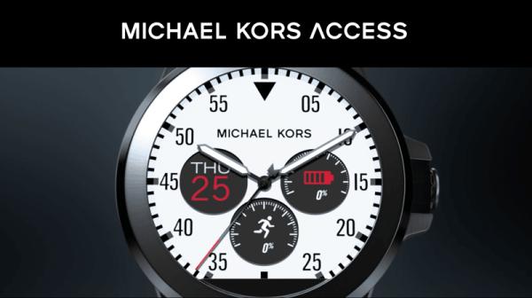 Nowe smartwatche Michael Kors Access