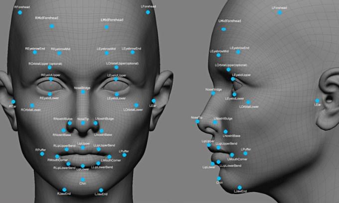 Technologia rozpoznawania twarzy - weryfikacja selfie (biometria)