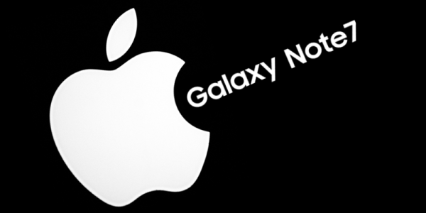 Samsung zrobił wielki prezent dla Apple'a