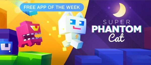Super Phantom Cat do pobrania za free w App Store