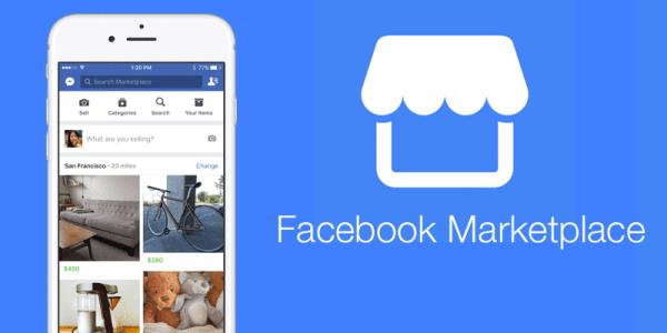 Facebook Marketplace – handel w social mediach