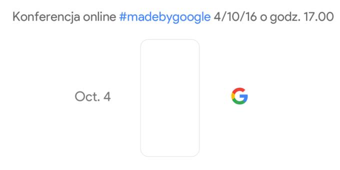 jak i gdzie oglądac konferencję Google #madebygoogle online w internecie (na żywo)?