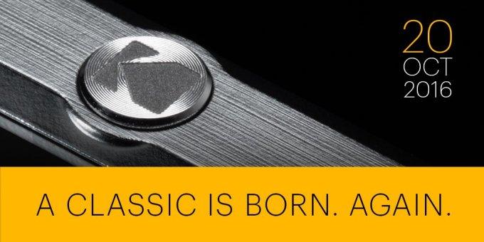 Smartfon Kodak - A Classic is born. Again. (premiera 20 października 2016 r.)