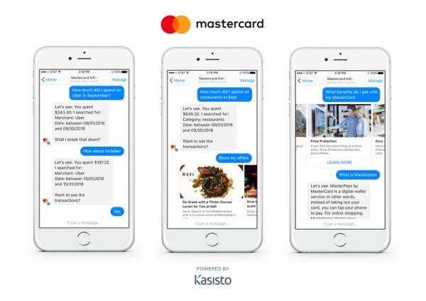 Chatboty od Mastercarda usprawnią obsługę klienta w internecie