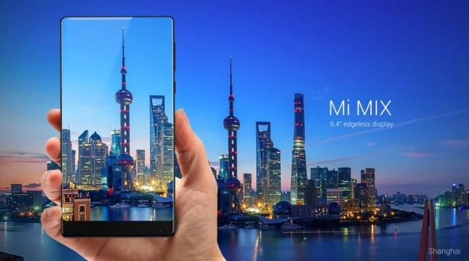 Mi MIX od Xiaomi