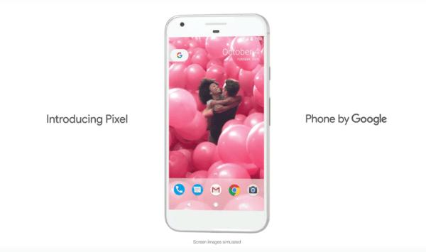 Dwie nowe reklamy smartfona Pixel