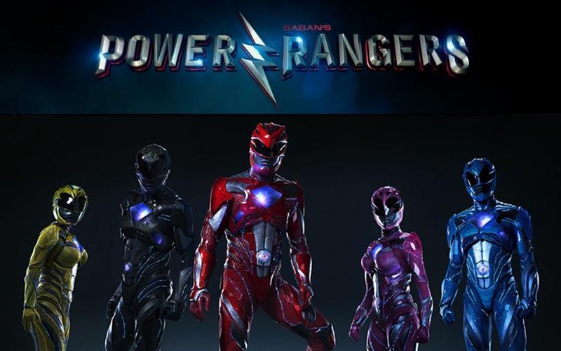 Film Power Rangers (2017)