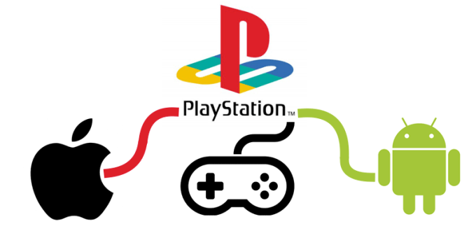 Gry Playstation na Androida i iOS-a