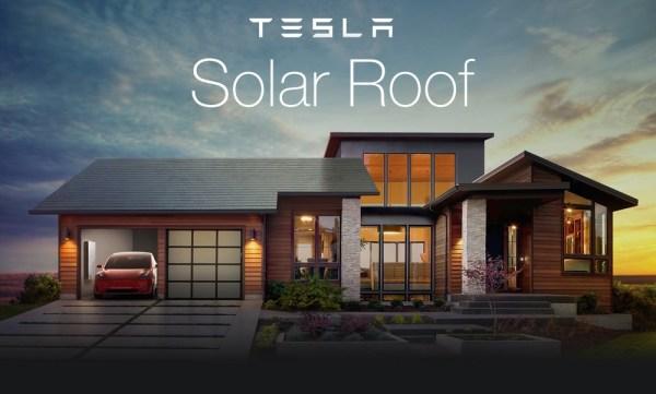 Tesla zaprezentowała Solar Roof i Powerwall 2