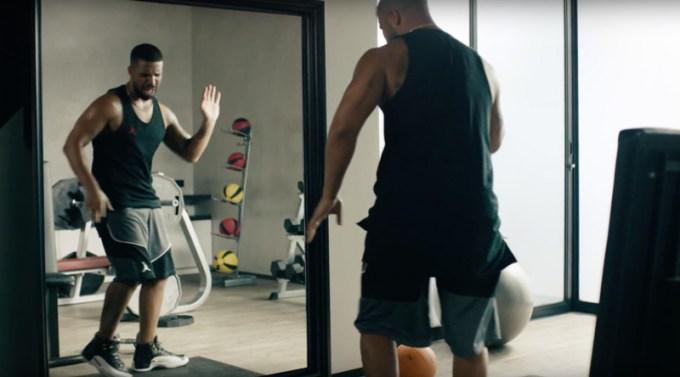 Reklama Apple Music z Drake'iem