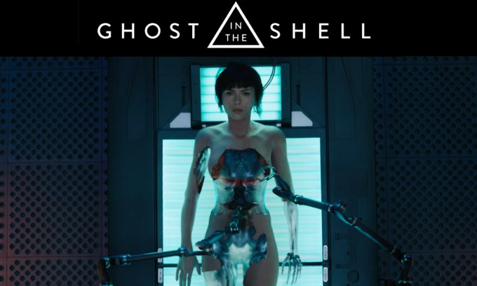"Trailer filmu ""Ghost in the Shell"" (2017)"