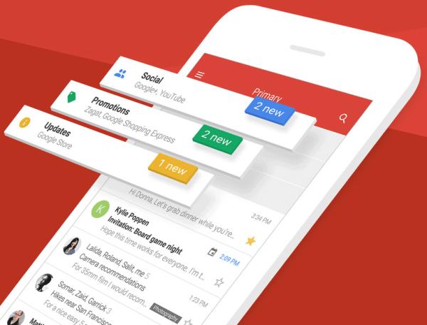 Nowa aplikacja Gmail 5.0.3 na urządzenia z iOS-em