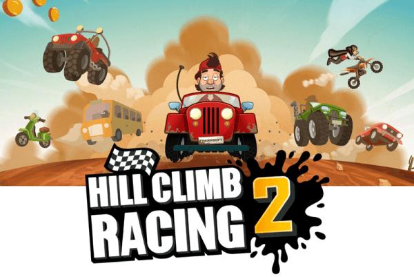 Hill Climb Racing 2 już wkrótce w sklepach z aplikacjami