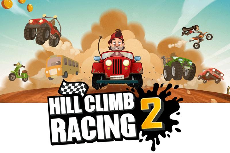 Hill Climb Racing 2 - zapowiedź gry