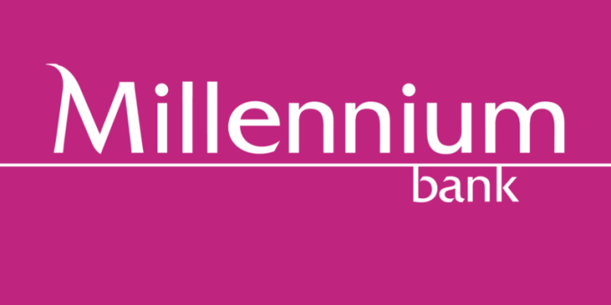 Millennium Bank logo