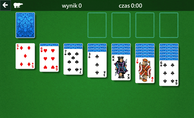 Pasjans (Microsoft Solitaire) na Androida i iOS-a