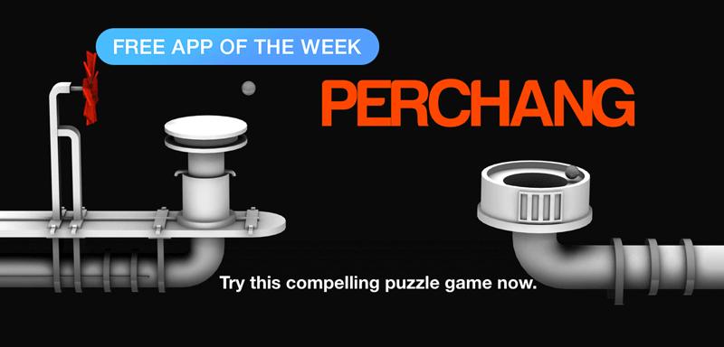 Perchang - gra tygodnia w sklepie App Store