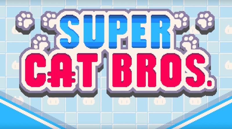 Super cat Bros (aka Super Cat Tales)
