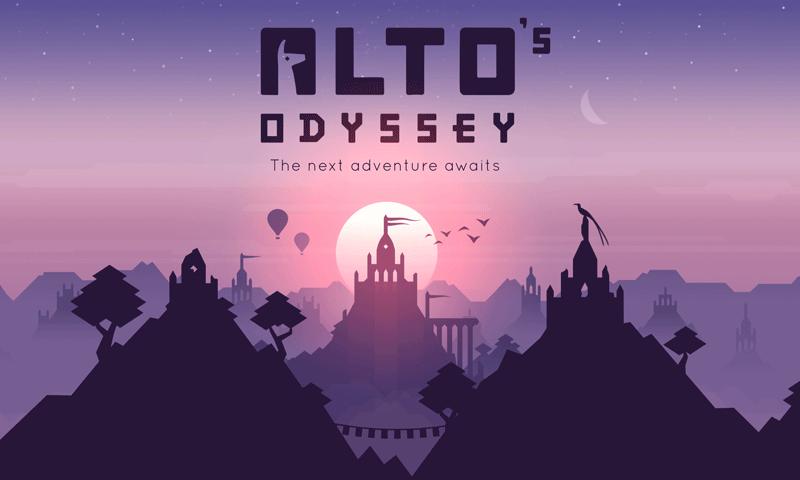 Gra Alto's Odyssey w 2017 roku
