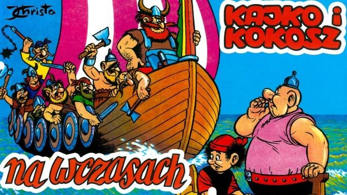 Audiokomiks Kajko i Kokosz: Na wczasach (J. Christa)