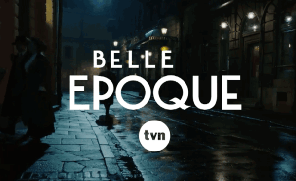 """Zwiastun serialu kryminalnego """"Belle Epoque"""""""