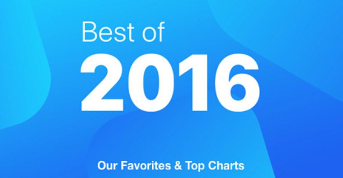 Najlepsze aplikacje 2016 roku w sklepie App Store