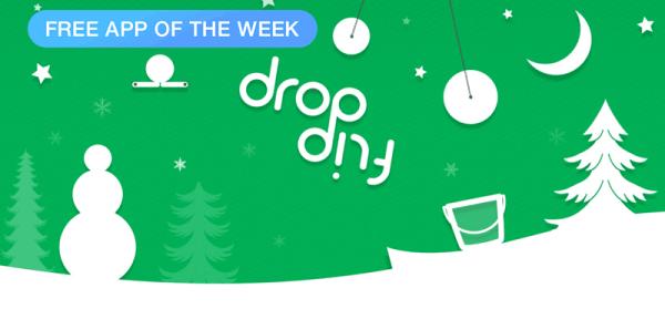 Drop Flip aplikacją tygodnia w App Storze