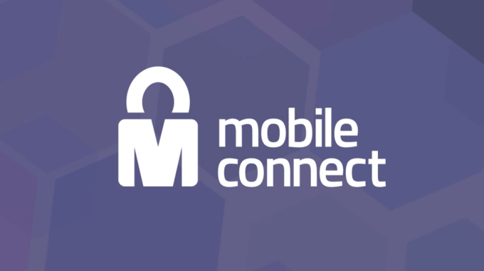 Mobile Connect - logo