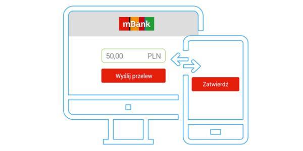 Mobilna autoryzacja już wkrótce w mBanku
