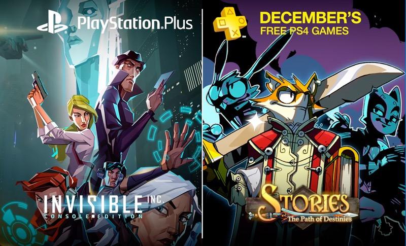 Play Station Plus - darmowe gry w grudniu 2016 r.