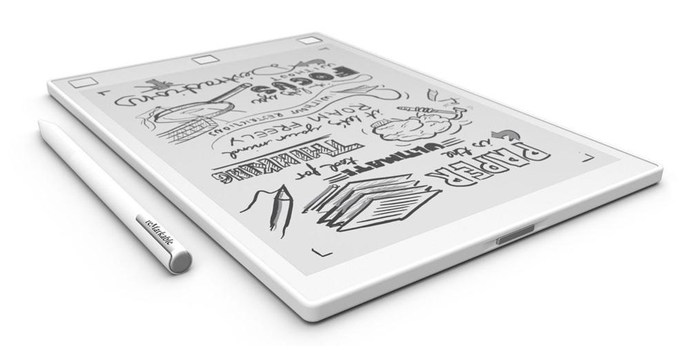 reMarkable tablet - rysowanie na urządzeniu e-ink