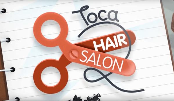 Toca Hair Salon 2 darmową aplikacja tygodnia