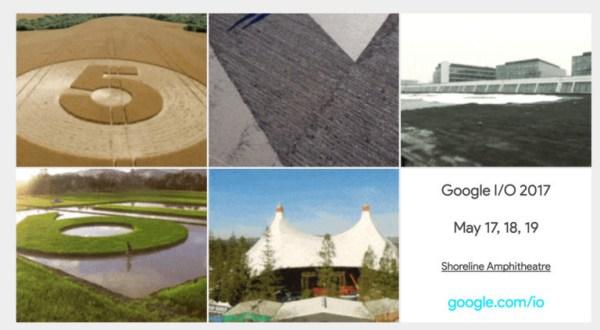 Google I/O 2017 odbędzie się 17-19 maja