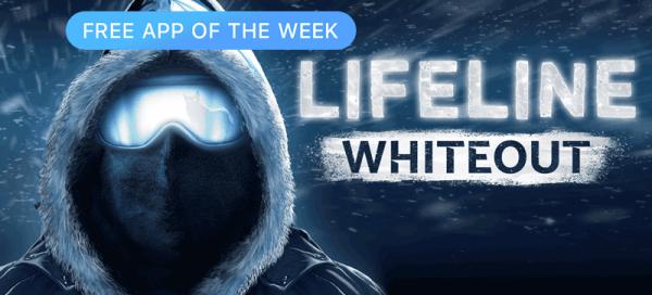 Lifeline: Whiteout aplikacją tygodnia w sklepie App Store