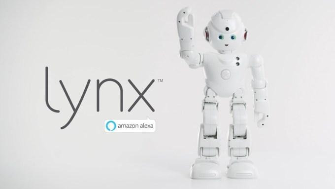 Lynx - Ubtech Robot - Amazon Alexa