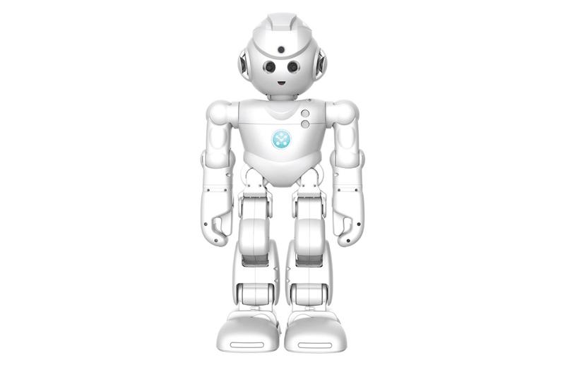 Lynx - robot firmy Ubtech z asystentem głosowym Amazon Alexa