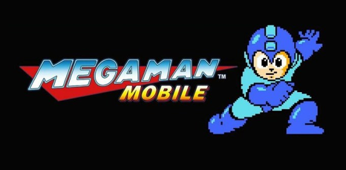Mega Man Mobile 1-6 od Capcom