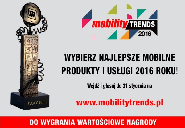Mobility Trends 2016: zagłosuj na najlepszych!