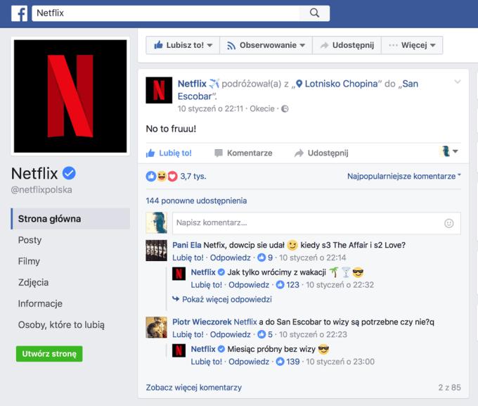San Escobar - Netflix