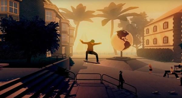 Skate City – nowa gra twórców Alto's Adventure