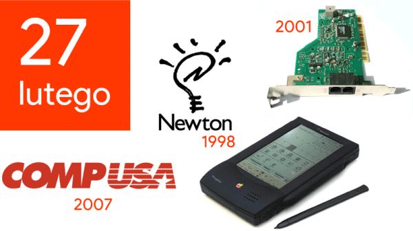 Dzień w historii technologii [27 lutego]