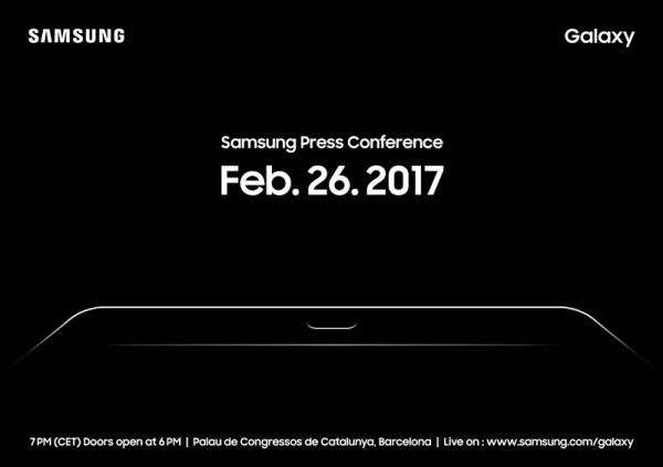 Samsung wysłał zaproszenie na konferencję (26 lutego)