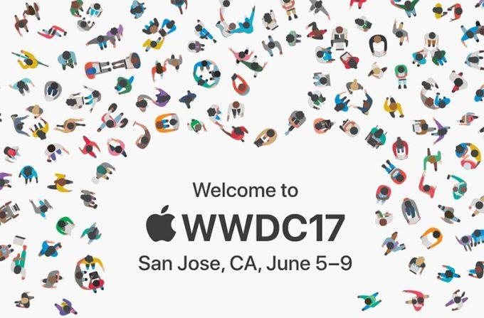 WWDC17 - San Jose, CA, 5-9 czerwca 2017