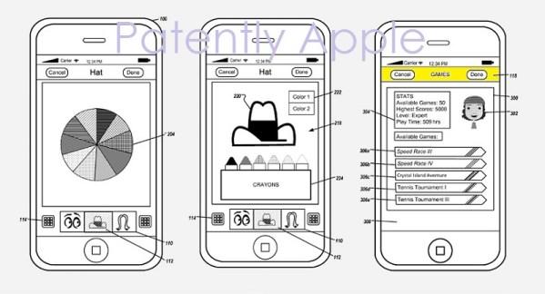 Apple patentuje narzędzie do tworzenia awatarów