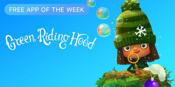 Green Riding Hood – czyli Zielony Kapturek w App Storze