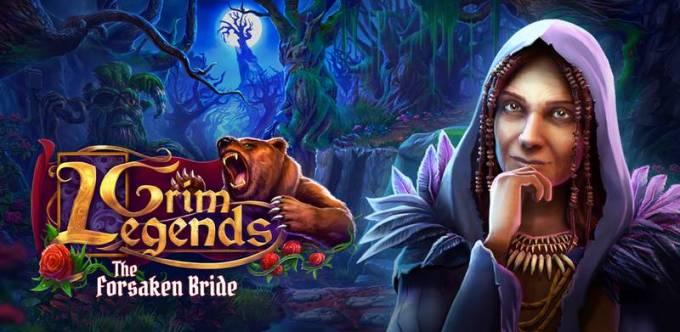 Grim Legends: The Forsaken Bride na PS4