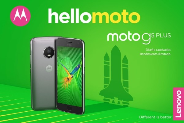 Poznaj nowe smartfony Lenovo Moto G5 i G5 Plus