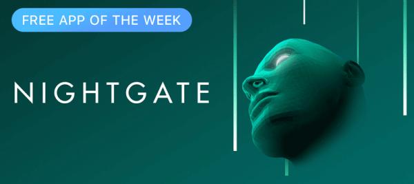 Nightgate bezpłatną aplikacją tygodnia w App Store
